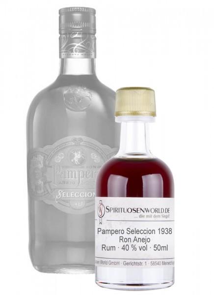Pampero Seleccion 1938 Ron Anejo Rum Tastingminiatur 0,05 L