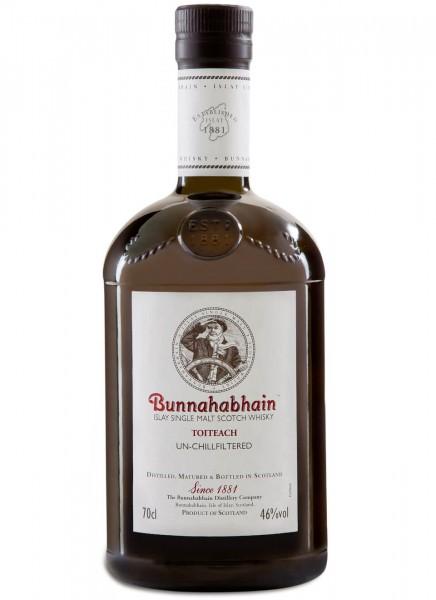 Bunnahabhain Toiteach Islay Single Malt Scotch Whisky 0,7 L