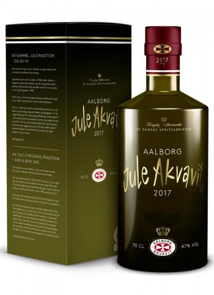 Aalborg Jule Akvavit 2017 0,7 L
