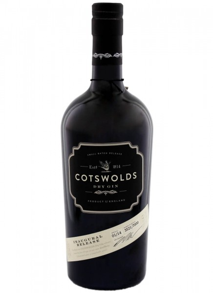 Cotswolds Dry Gin 0,7 L