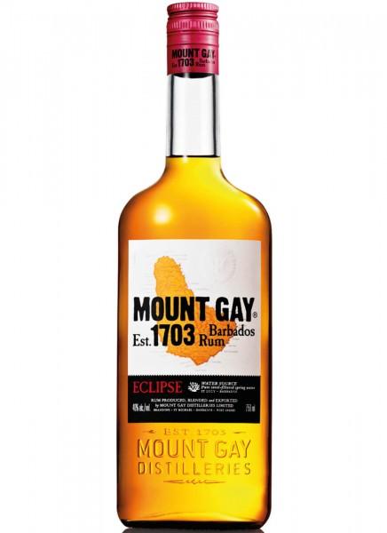 Mount Gay Eclipse Rum 0,7 L