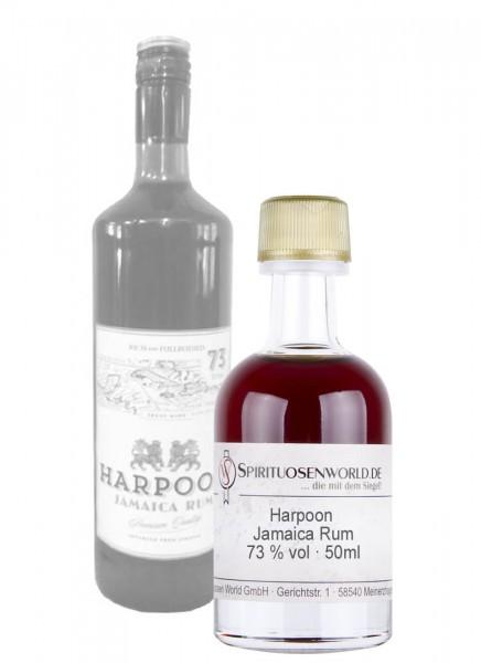 Harpoon Jamaika Rum Tastingminiatur 0,05 L