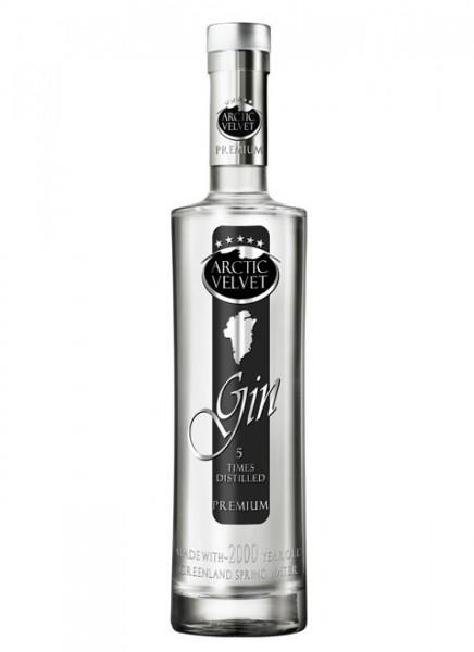 Arctic Velvet Premium Gin 0,7 L
