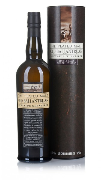 Old Ballantruan Peated Malt Whisky 0,7 L