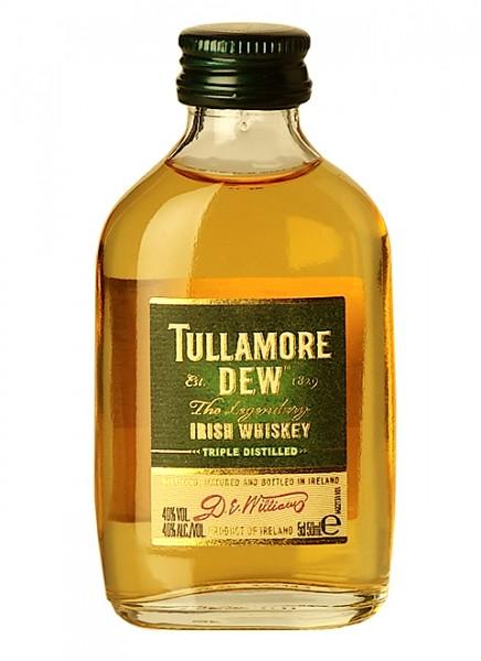 Tullamore Dew Miniatur 0,05 L