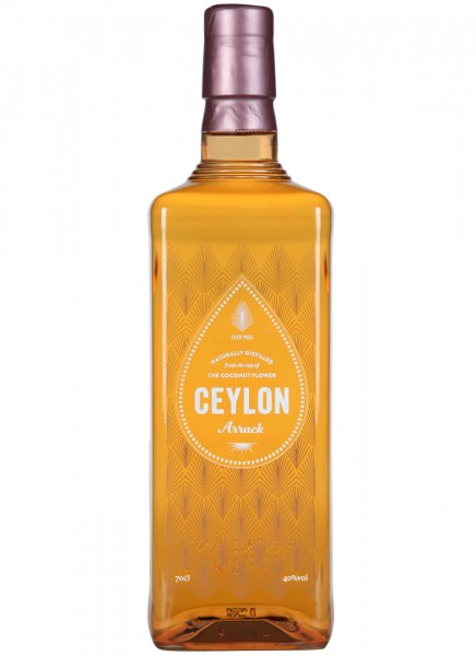 Ceylon Arrack 0,7 L