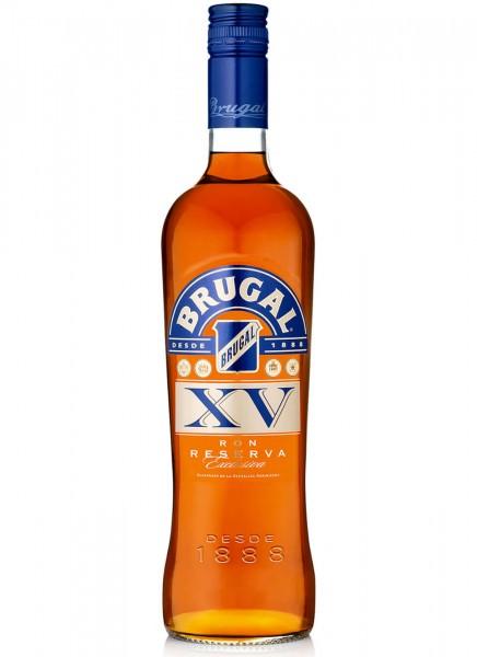 Brugal XV Ron Reserva Exclusiva Rum 0,7 L