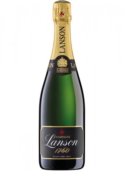 Lanson Black Label Brut 0,75 L