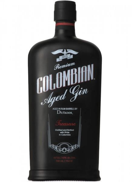 Dictador Treasure Colombian Gin 0,7 L