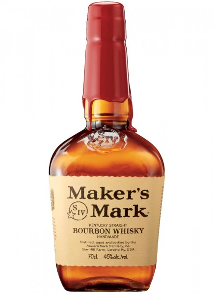 Makers Mark Bourbon Whisky 0,7 L
