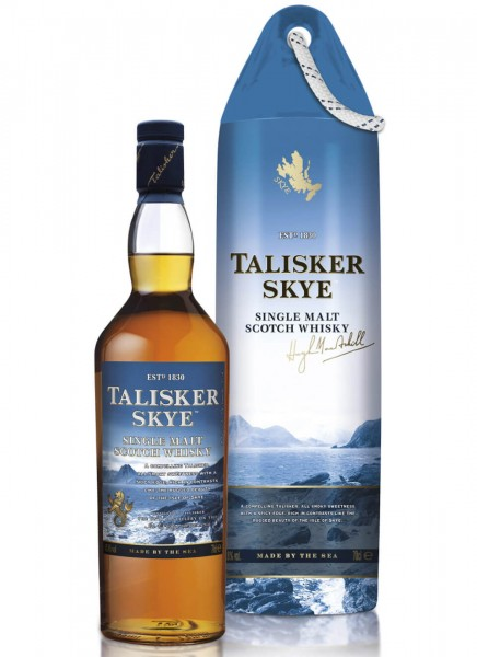 Talisker Skye Classic Malt Whisky in Geschenkpackung 0,7 L