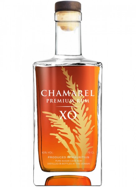 Chamarel XO Aged Rum 0,7 L