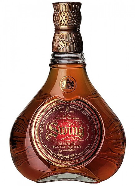 Johnnie Walker Swing Blended Scotch Whisky 0,7 L