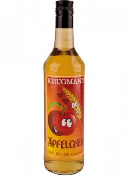 Krugmann Äpfelchen Likör 0,7 L