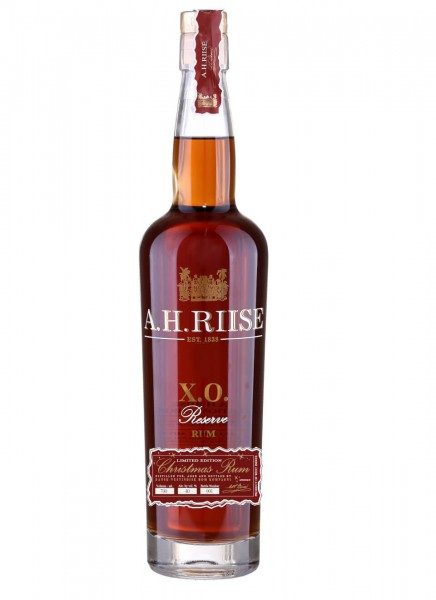A.H. Riise X.O. Reserve Rum Christmas Edition 0,7 L