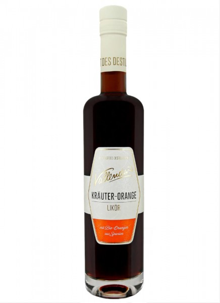 Vallendar Kräuter Orange Likör 0,5 L