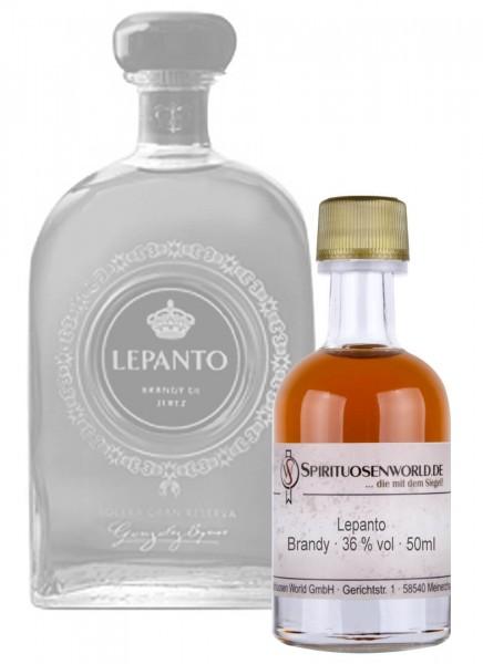 Lepanto Brandy Tastingminiatur 0,05 L