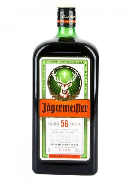 Jägermeister Kräuterlikör 1 L