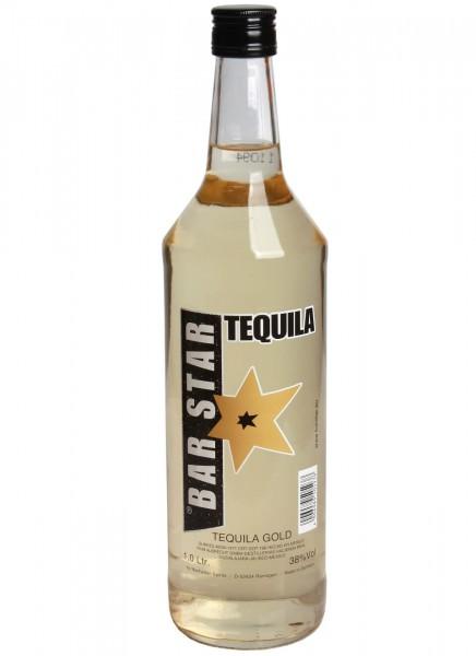 Bar Star Tequila Gold 1 L