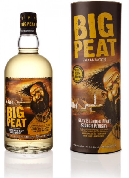 Big Peat Islay Blended Malt Whsiky 0,7 L