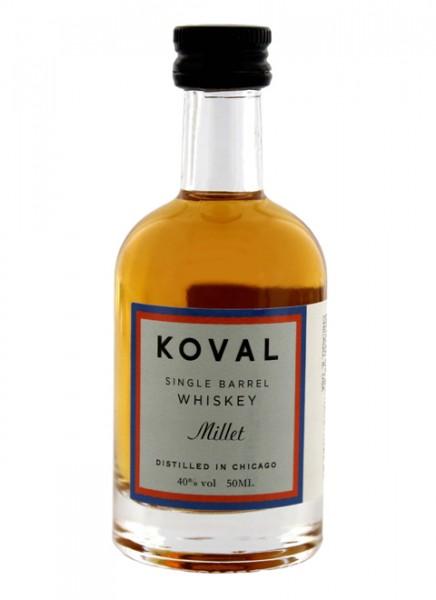 Koval Millet Whiskey Miniatur 0,05 L