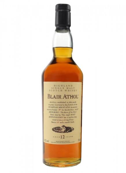 Blair Athol 12 Jahre Flora & Fauna Whisky 0,7 L