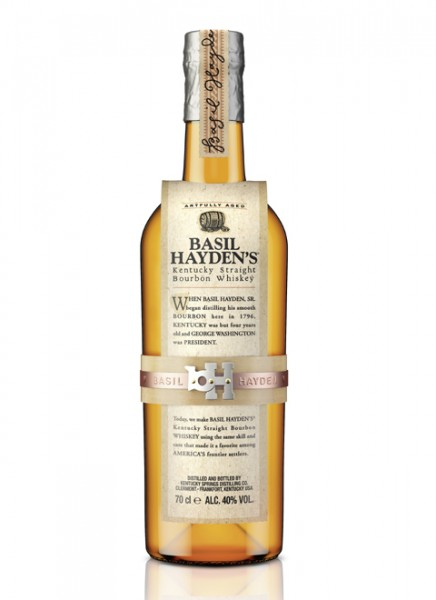 Basil Hayden`s Kentucky Straight Bourbon Whiskey 0,7 L