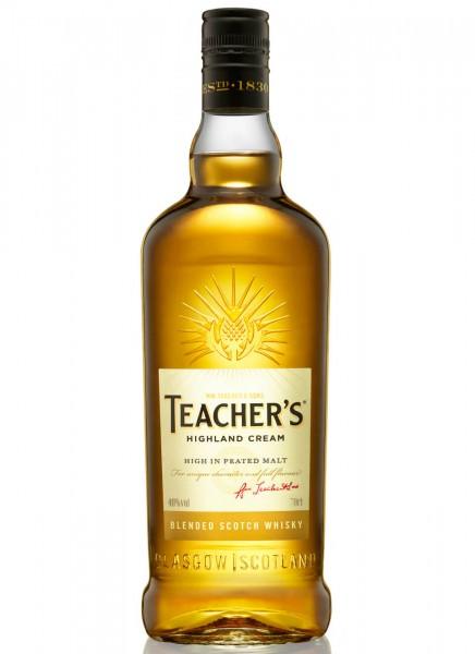 Teachers Highland Cream Peated Malt Whisky 0,7 L
