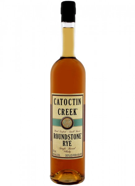 Catoctin Creek Roundstone Rye Whisky 0,7 L
