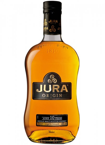 Jura 10 Years Single Malt Scotch Whisky 0,2 L