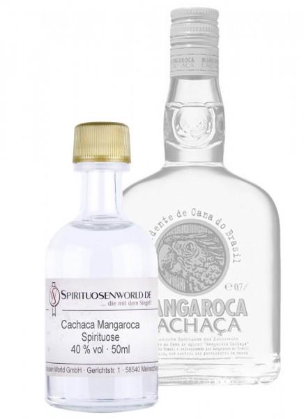 Mangaroca Cachaca Tastingminiatur 0,05 L