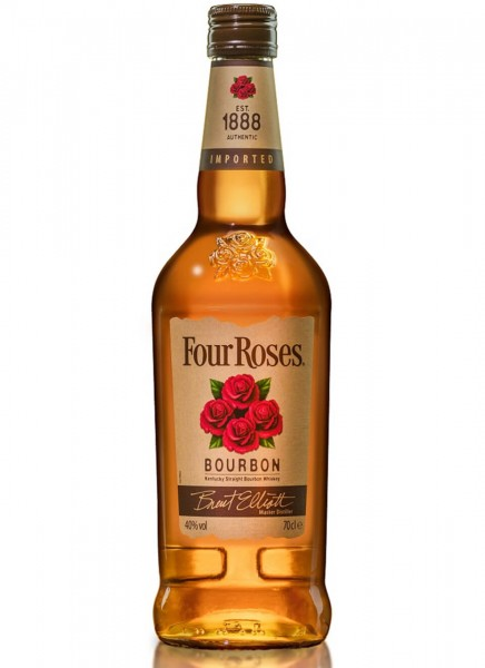 Four Roses Kentucky Straight Bourbon Whiskey 0,7 L