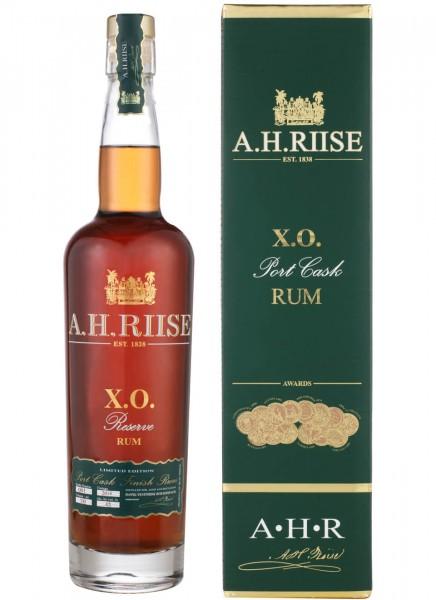 A.H. Riise X.O. Reserve Rum Port Cask 0,7 L