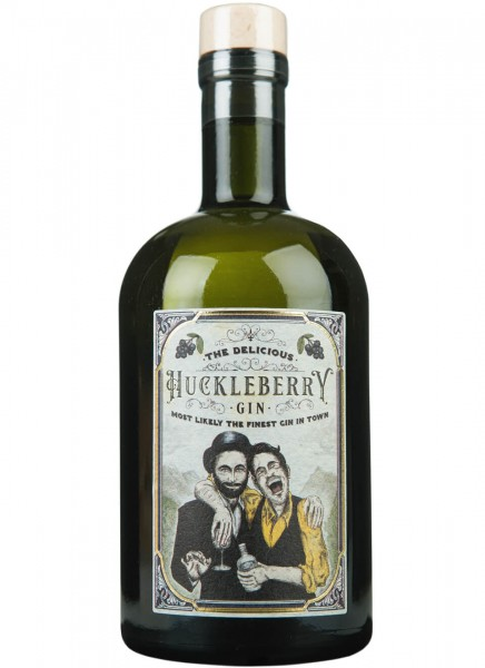 Huckleberry Gin 0,5 L