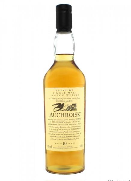 Auchroisk 10 Jahre Flora & Fauna Whisky 0,7 L