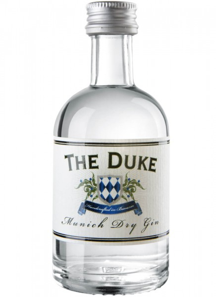 The Duke Munich Dry Gin Miniatur 0,05 L