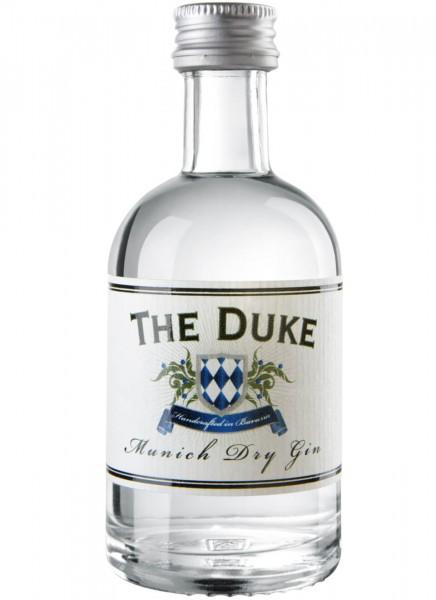 The Duke Munich Dry Gin Miniatur 0,05 L