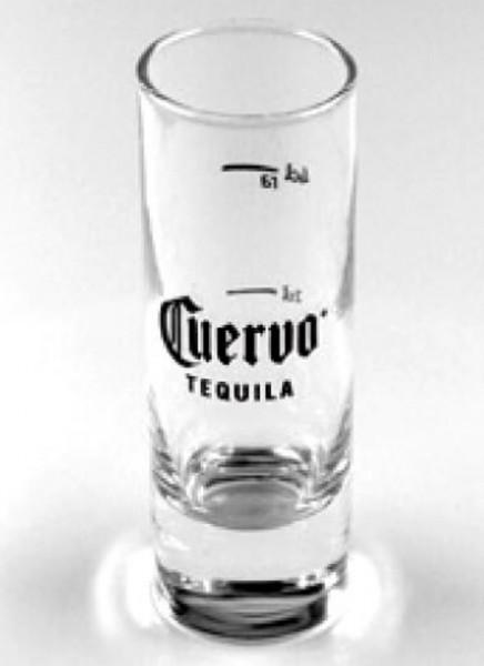 Cuervo Tequila Shot-Gläser