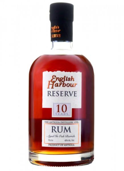 English Harbour Reserve 10 Jahre Rum 0,7 L