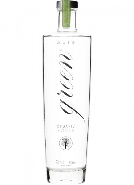 Pure Green Organic Vodka 0,7 L