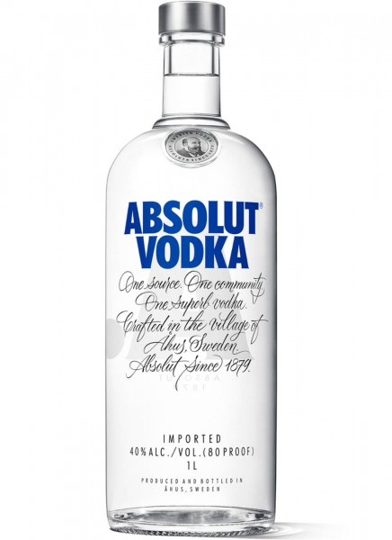 Absolut Vodka Blue 1 L