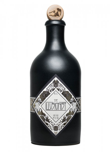 The Illusionist Dry Gin 0,5 L