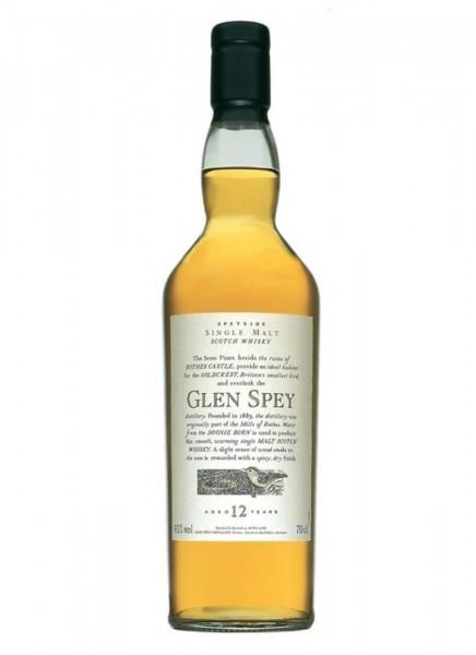 Glen Spey 12 Jahre Flora & Fauna Whisky 0,7 L