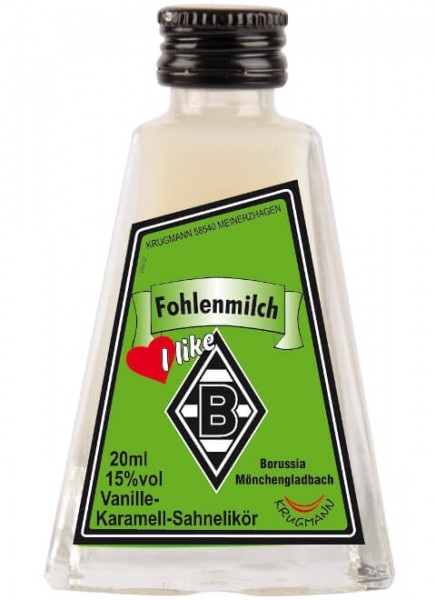 Fohlenmilch 0,02 L