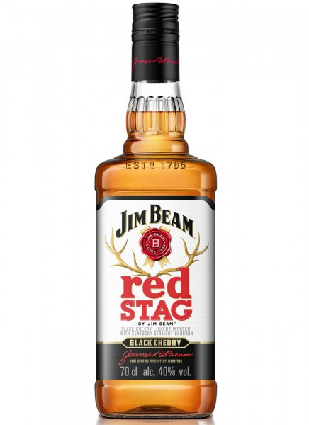 Jim Beam Red Stag 0,7 L