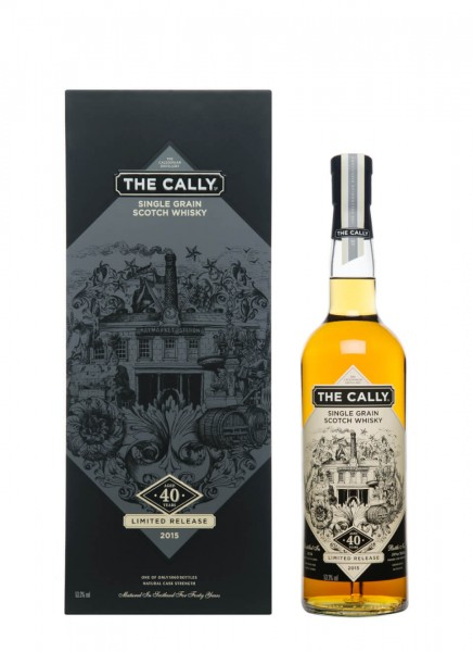The Cally 40 Jahre Special Release 2015 0,7 L