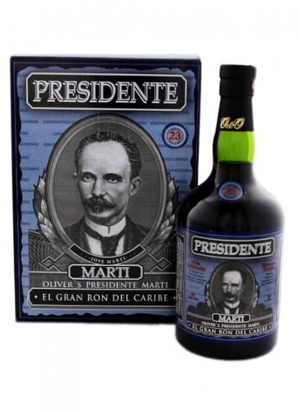 Presidente 23 Jahre Rum 0,7 L