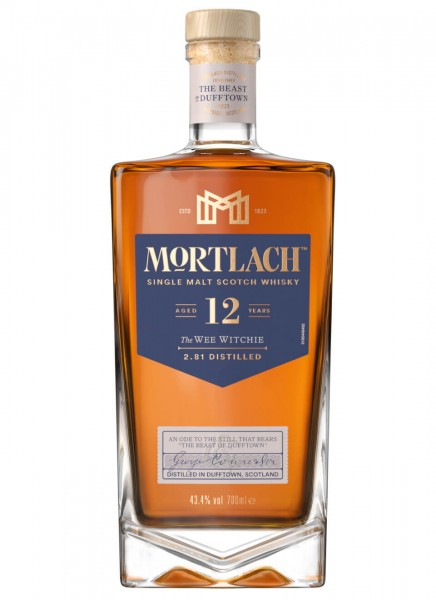 Mortlach 12 Jahre The Wee Witchie Whisky 0,7 L