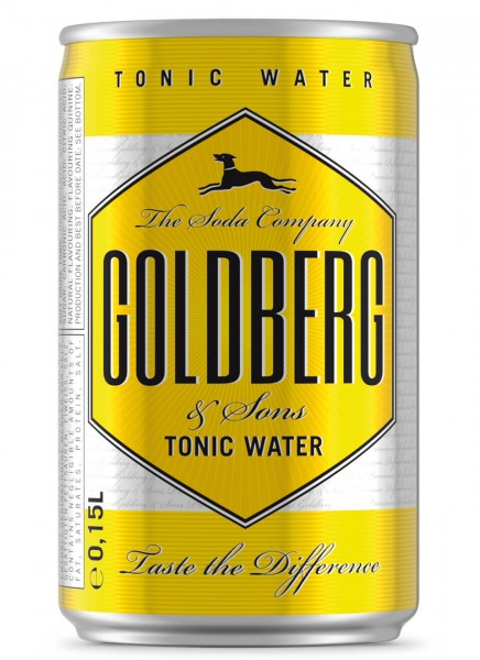 Goldberg Tonic Water 0,15 L