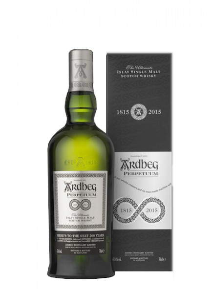 Ardbeg Perpetuum Single Islay Malt 0,7 L